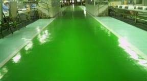 水性环氧树脂地坪 Water-borne Self-leveling Epoxy
